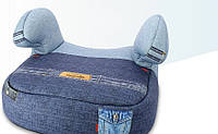 Автокресло детское бустер 2-3 (15-36 кг) Nania DREAM LX Denim Blue