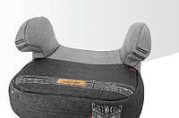 Автокресло детское бустер 2-3 (15-36 кг) Nania DREAM LX Denim Grey