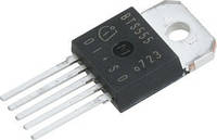 Интеллектуальный ключ BTS555 165A 62V 2.5МОмTO-218