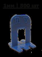 Основа SVP NoVa 1мм. (500 шт.) Система выравнивания плитки СВП НОВА, фото 1
