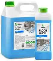 Клининговое средство для мытья пола Floor Wash (нейтральное) 5,1 кг Grass