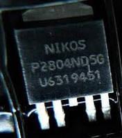 Транзистор полевой P2804ND5G N- & P-Channel