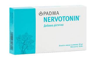 PADMA NERVOTONIN (40 капсул) для нервной системы
