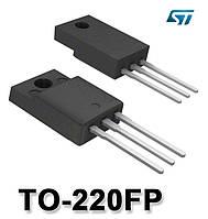 Транзистор полевой STP10NK60ZFP N-CH 600В 10А TO-220F