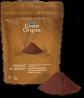 Порошок из черники органический 75г, Green Origins