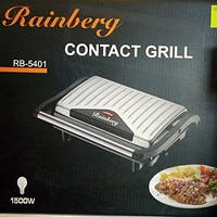 Электрогриль, сэндвичница, бутербродница Rainberg RB-5401 1500 w