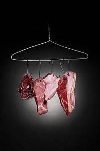 Професійні ножі для м'ясників. Етапи оброблення м'яса.
