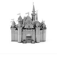 Металлический 3d-пазл конструктор Замок