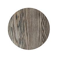 Столешница круглая дерево Ясень 550×38 мм