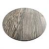 Столешница круглая дерево Ясень 800×38 мм, фото 2