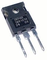 Транзистор полевой IRFP460 (Б/У) (pfldjtyyj c 03688)