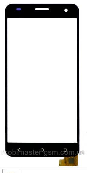 Сенсор для телефона Nomi i504 черный