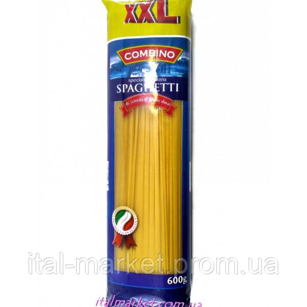 Паста Спагетти Комбино Combino Spagetti 600 г