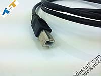TT Кабель USB2.0 для принтера , AM/BM  Черный 1.5м ,В Одесса