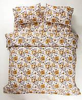 Постельное белье Lotus Ranforce - Jadore оранжевое евро