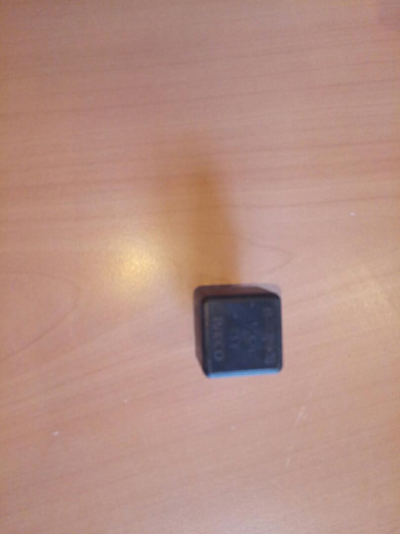 Реле 24V 534.10 (блокировка заднего дифференциала) EuroCargo/EuroTech 4857545