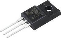 Транзистор полевой STP6NK60ZFP к-220