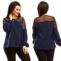Блуза женская в расцветках 24246, фото 1