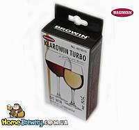 Профессиональный набор для осветления вина и соков Klarowin Turbo, фото 1