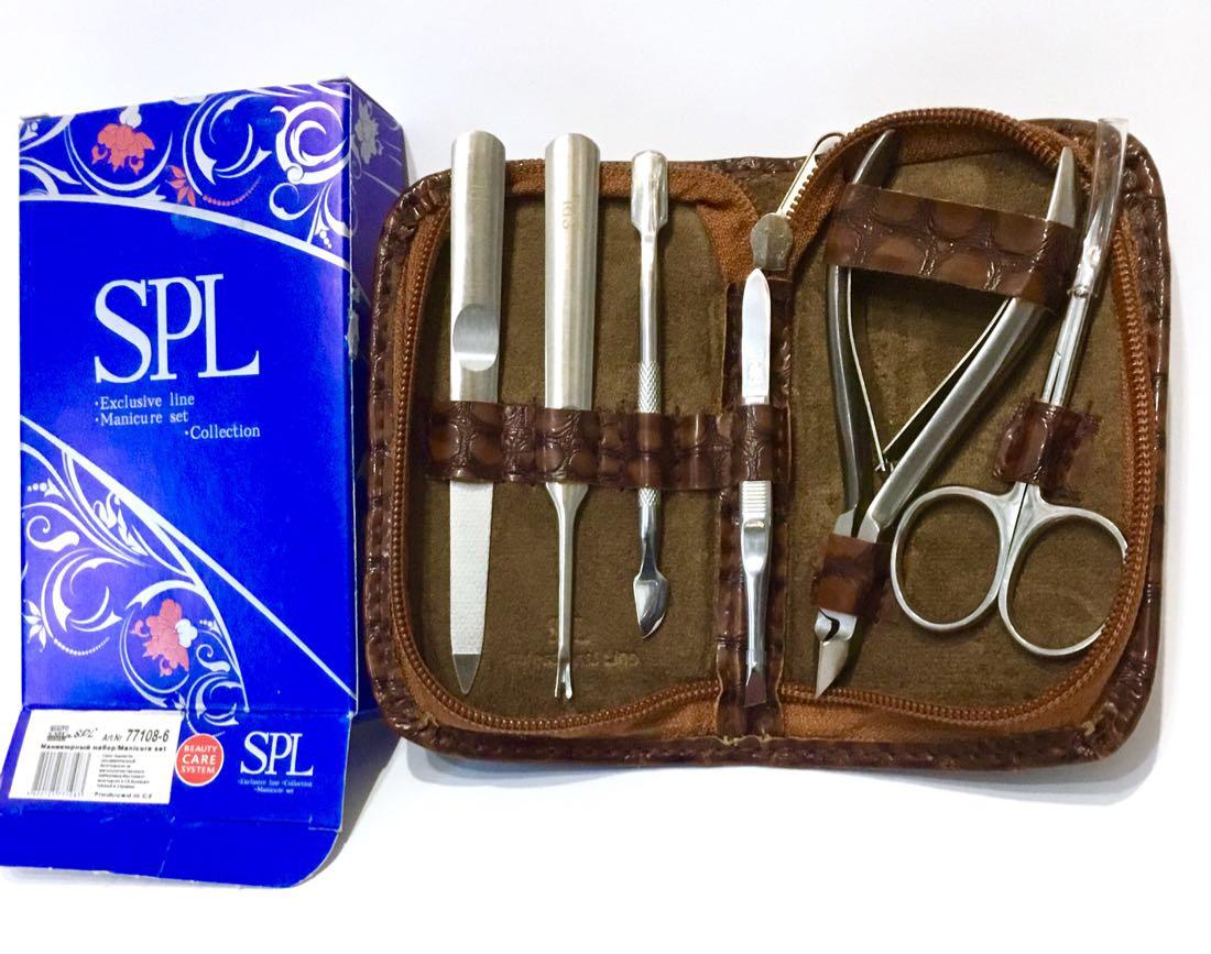 Маникюрный набор SPL 77108, фото 1