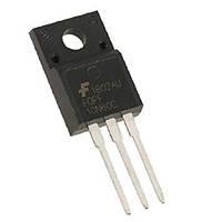 Транзистор полевой FQPF10N60C TO-220F, 600 V, 9.5 A