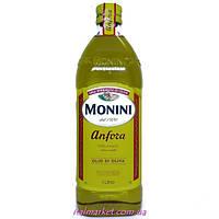 Масло оливковое Монини Анфора Monini Anfora 1л