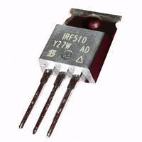 Транзистор полевой IRF510N N-канал 5.6 100VA, TO-220AB