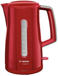 """Ел чайник """"BOSCH"""" TWK 3А014/01 Type WK11, 2000-2400 Вт1,7л."""
