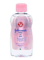 Дитяча олія для тіла Jonson`s body (розова) 200 мл.