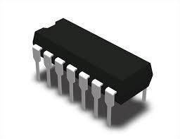 Микросхема логики SN74HC164N, DIP-14