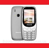 VKWorld Z3310 (Nokia clon) Grey