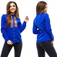 Рубашка женская в расцветках 24248