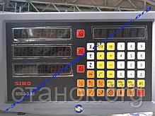 FDB Maschinen TMM 100 S широкоуниверсальный консольный горизонтально-вертикально-фрезерный станок по металлу, фото 3