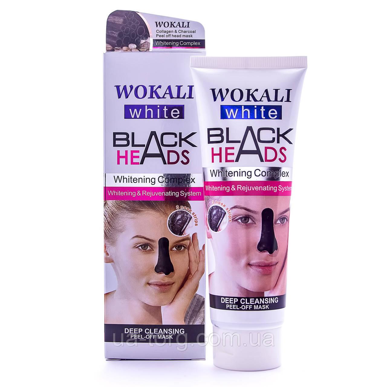 Маска-пленка от черных точек Wokali Blackheads