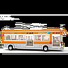 """Конструктор Sluban М38-В0332 """"Автобус"""", 457 Деталей Ps, фото 4"""