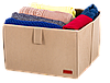 Подвесная полка-органайзер для вещей с ящиком L (бежевый), фото 3