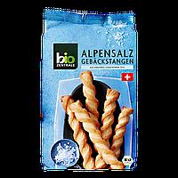 Гриссини с солью органические 100г, Bio Zentrale