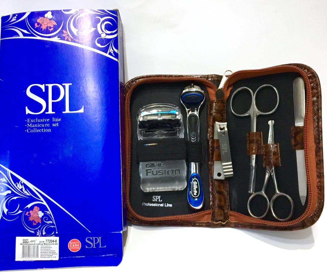 Маникюрный набор SPL 77204