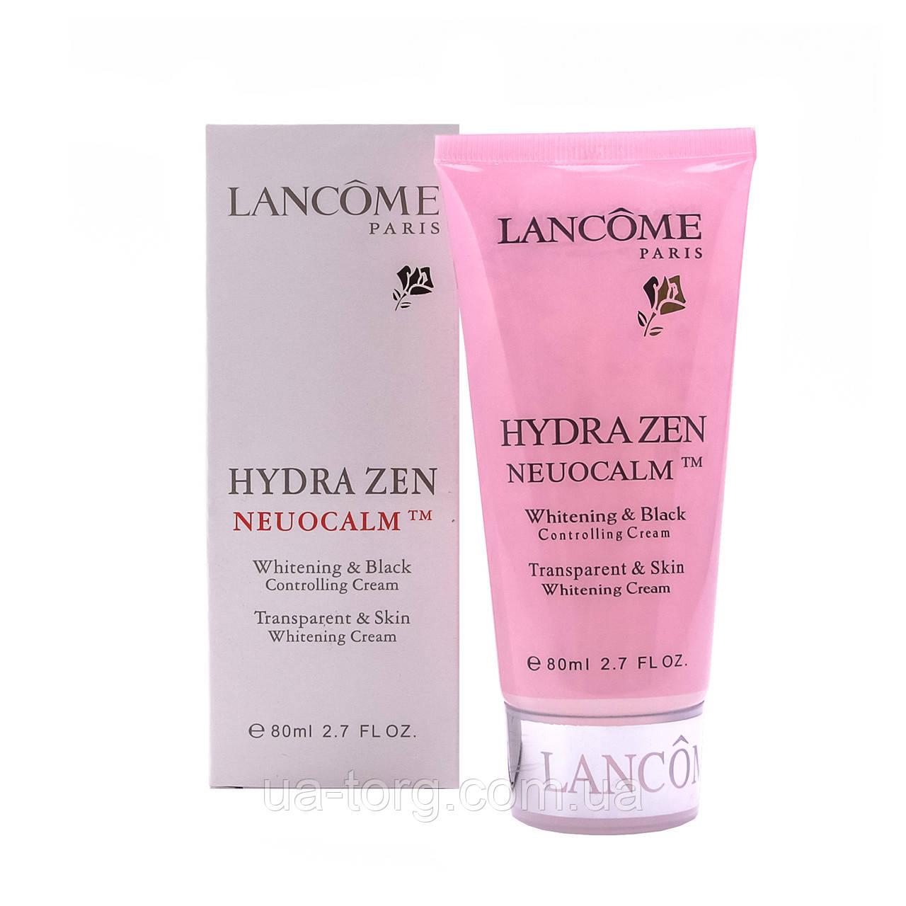 Пилинг для лица Lancome Hydra Zen Neuocalm Whitening & Black Controlling Cream