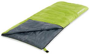 Спальный мешок - одеяло Acamper 250 гм2 серо-зеленый