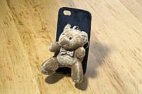 Чехол для iPhone 6 / 6S (4.7 Дюйма) Мягкая игрушка (Медведь) Тип 02, фото 1