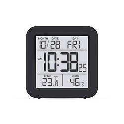 Цифровий термогігрометр (з підсвічуванням дисплея )