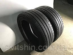 Шины бу лето 255/45R20 Dunlop SP Sport Maxx GT 2шт 4,5мм