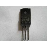 Составной (Дарлингтон) транзистор 2SD1275 (NPN, 60V, 2A, 20MHz, 35W, TO220FP)