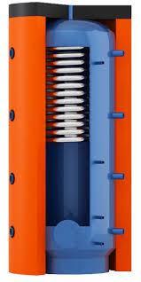 Теплоакккумулятор DTM 250i (с изоляцией), фото 2