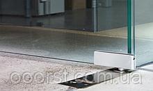 Напольный дверной доводчик Geze 500 NV EN1-4 с фиксацией