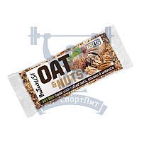 BioTech OAT and Nuts протеиновый батончик спортивное питание перекус правильное питание спортивное питание
