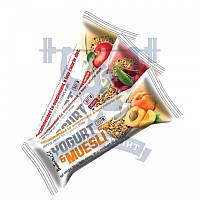 BioTech Yogurt & Muesli протеиновый батончик спортивное питание полезный перекус правильное питание