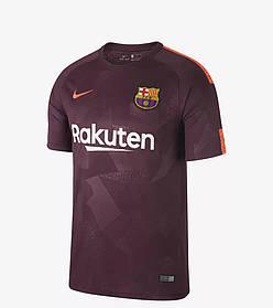 Футбольная форма 2017-2018 Барселона (Barcelona),резервная, Ф33