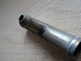 Соединитель Тройник 16х8х16мм шлангов металлический гладкий автомобильный для на авто, фото 7
